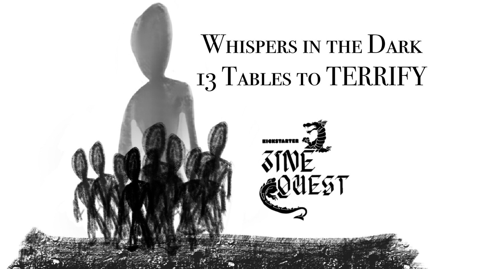 An RPG zine filled with horrifying tables to help a GM add a sense of eeriness to any game!