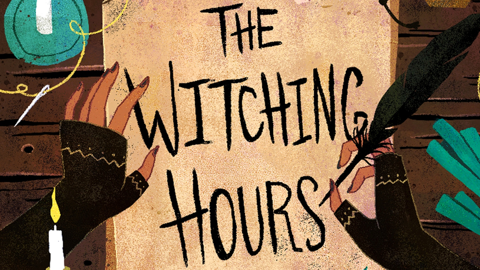 A graphic novel anthology about witches, written and illustrated by women and non-binary artists from B.C.
