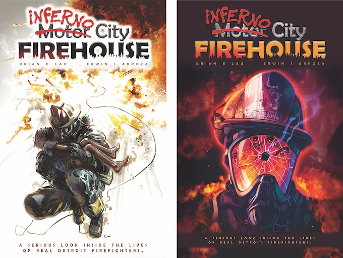 Left Cover by Clayton Crain - Right Cover by Neal Anderson
