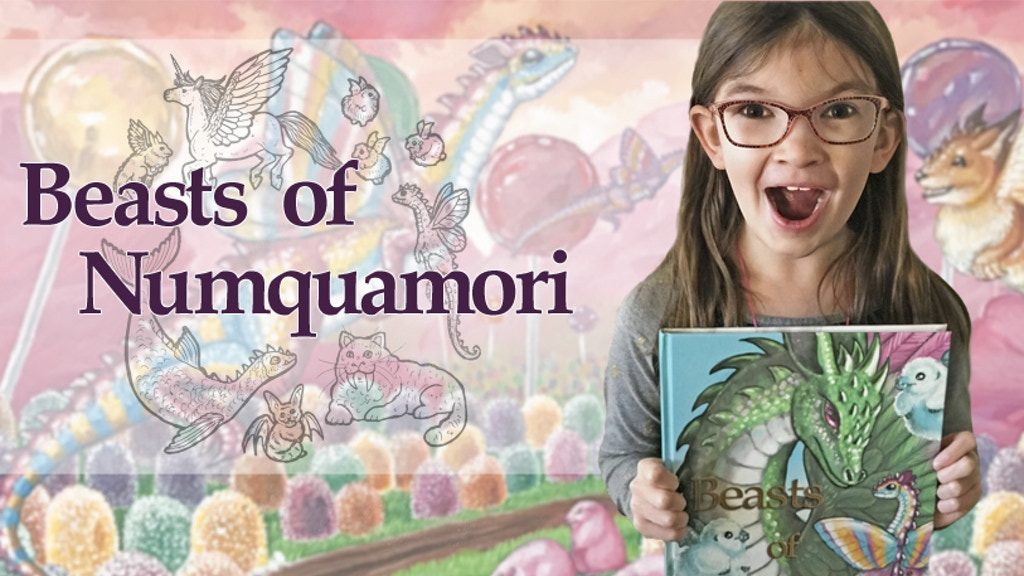 Beasts of Numquamori project video thumbnail
