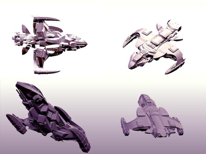 Falcon Interceptor