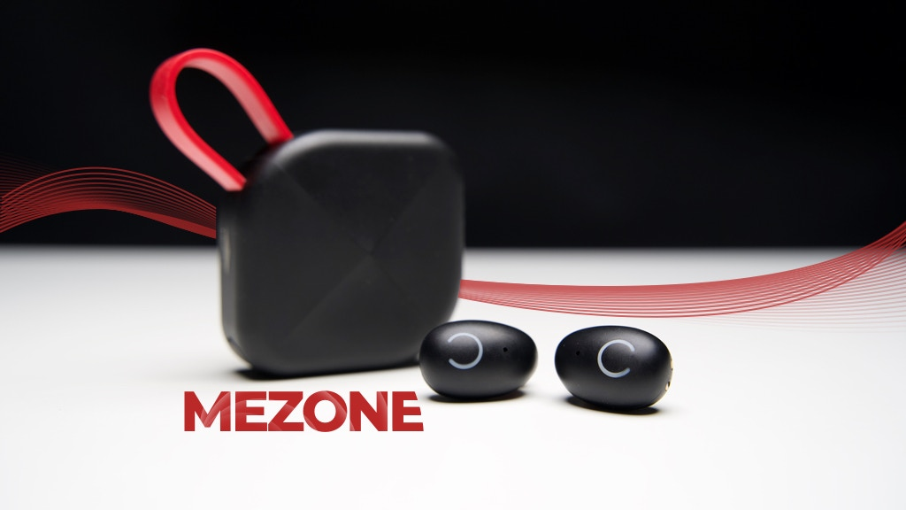 MEZONE: Best-Sounding Snug-Fit True Wireless Stereo+ Earbuds