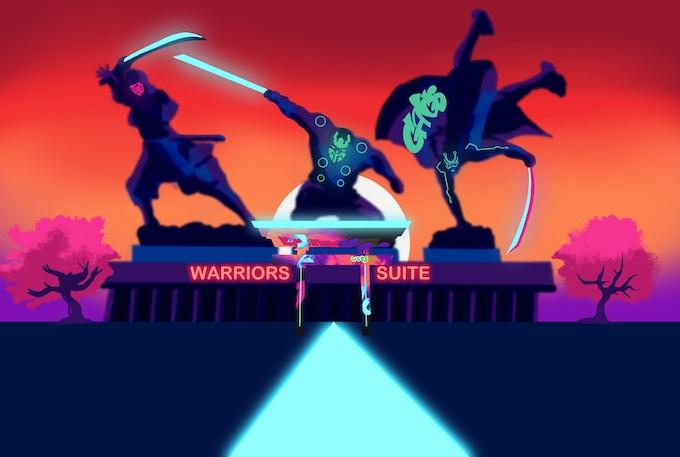 Location: Warriors Suite