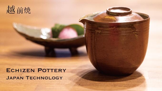 Echizen Pottery
