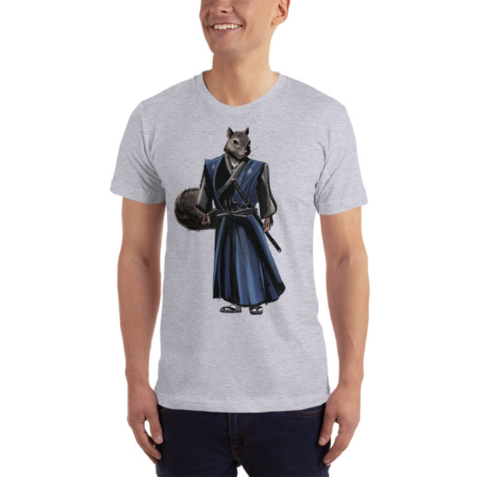 Yoshio, leader of the 47, t-shirt available in several colors