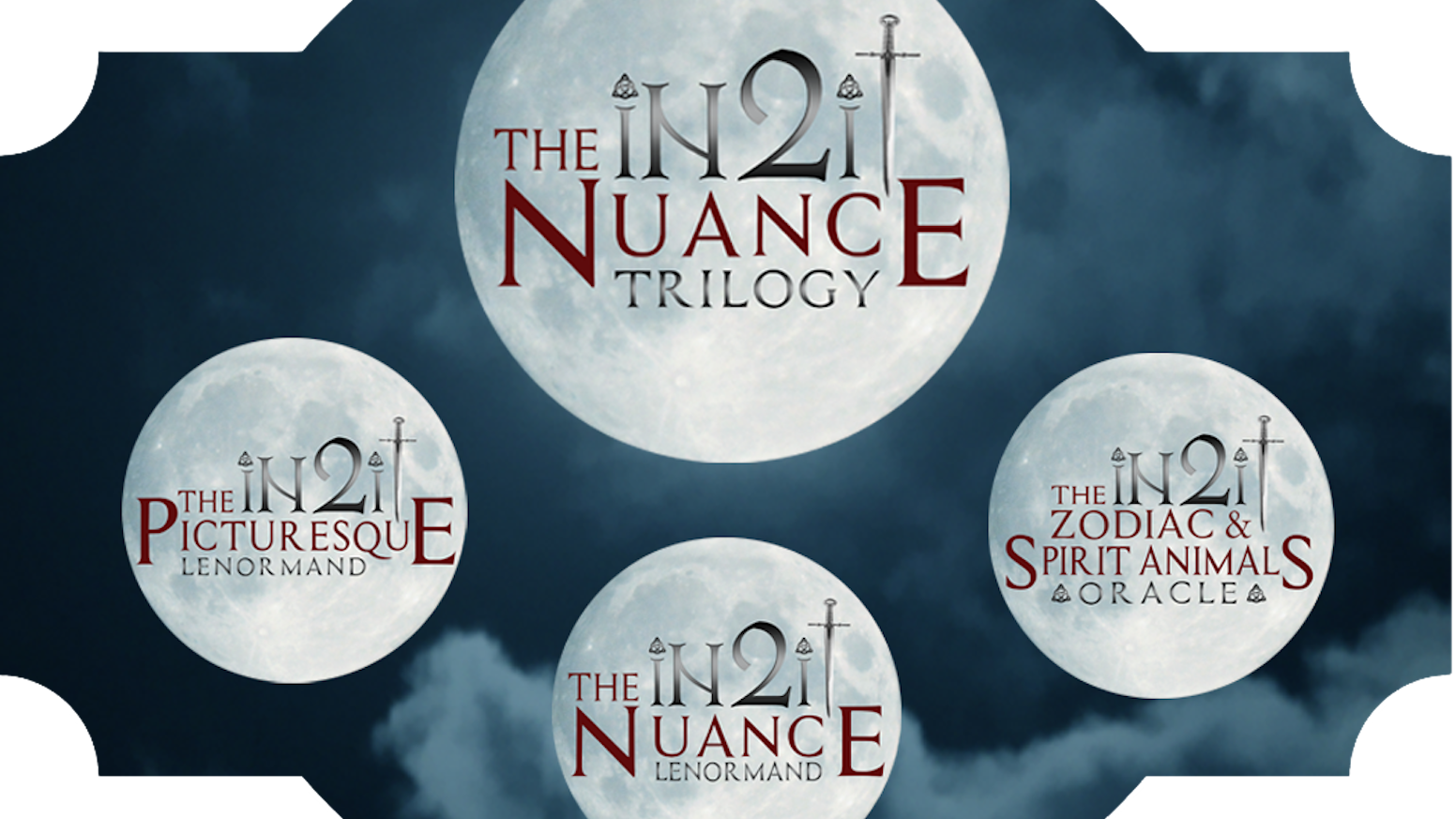 iN2IT Nuance Oracle Trio by Kimberley Fisher — Kickstarter