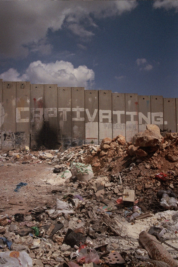 The Separation Wall, Bethlehem