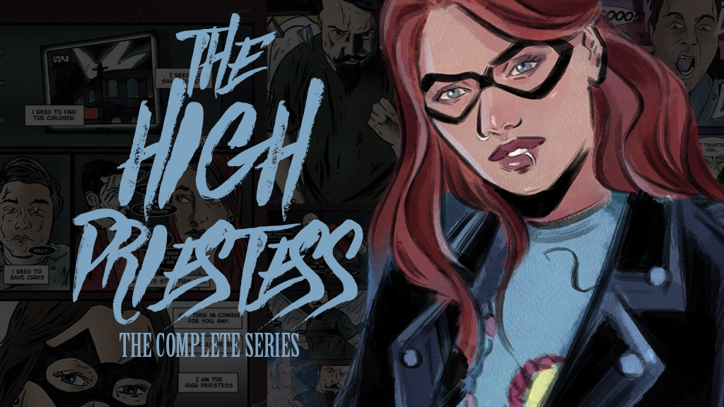 High Priestess: The Complete Series project video thumbnail