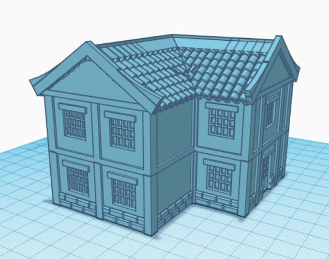 House 2/Maison 2