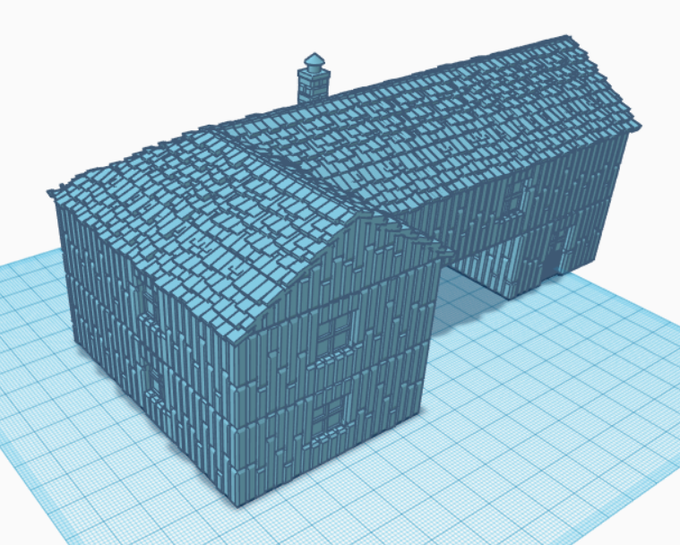 House 3/Maison 3