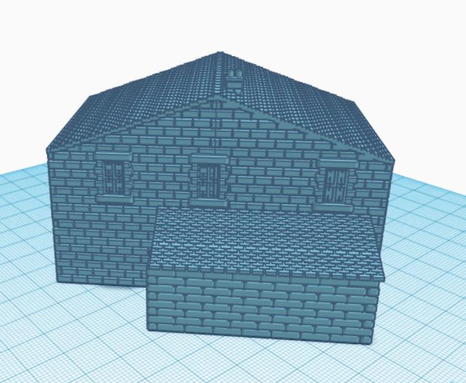 House 6/Maison 6