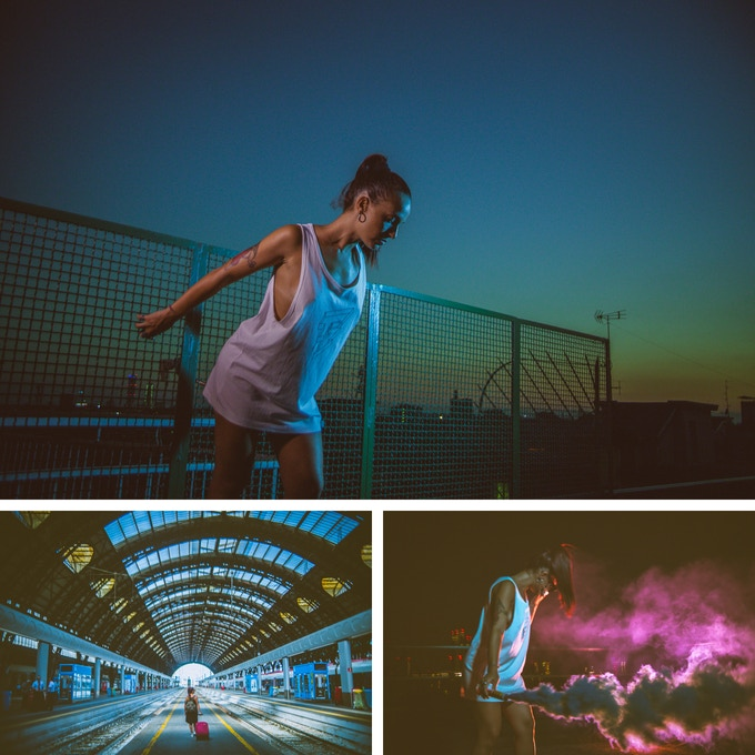 Pictures by Alfredo Buonanno, click here to see them in high resolution