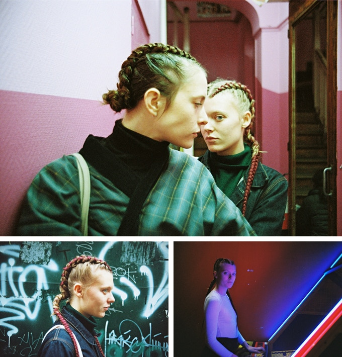 Pictures by Julia Grandperret, click here to see them in high resolution