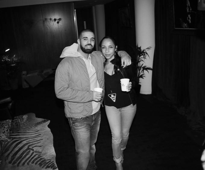 Drake & Sade, 2017 London