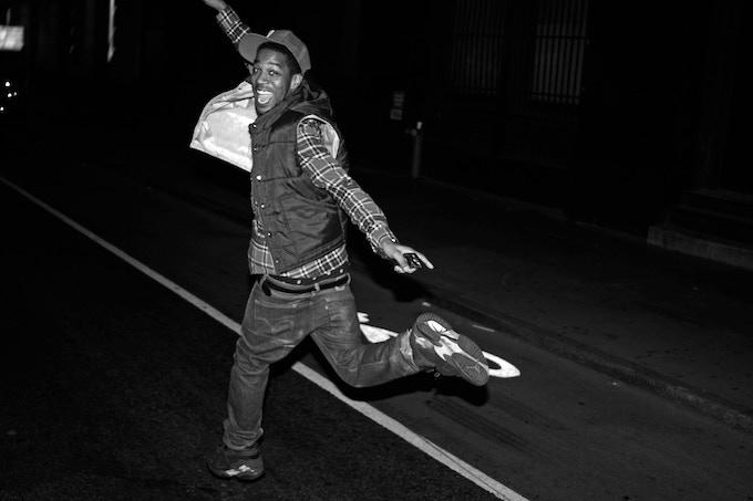 Kid Cudi, NYC 2008