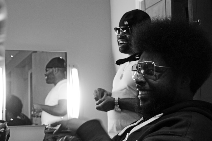 Questlove & Black Thought, London 2011