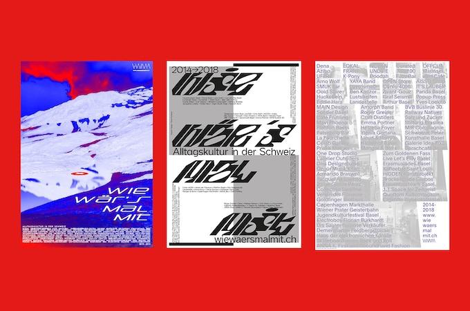 Poster Kollaboration A2 – Luis Lizarraga, Pierre Dufresne, Studio Début Début (v.l.n.r.)