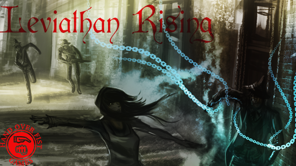 Leviathan Rising: An enlightenment-punk role playing game project video thumbnail
