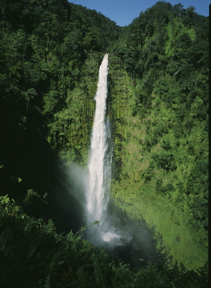 Akaka Falls, Fuji Astia 100F