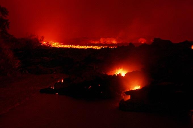 Leilani Eruption, Velvia 50