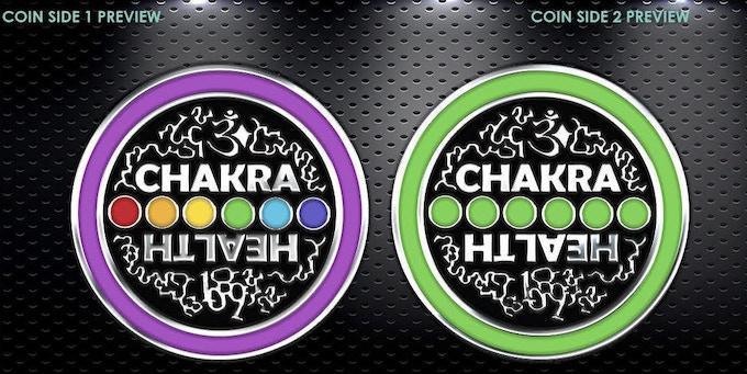 Hot Rod Chakra Coin