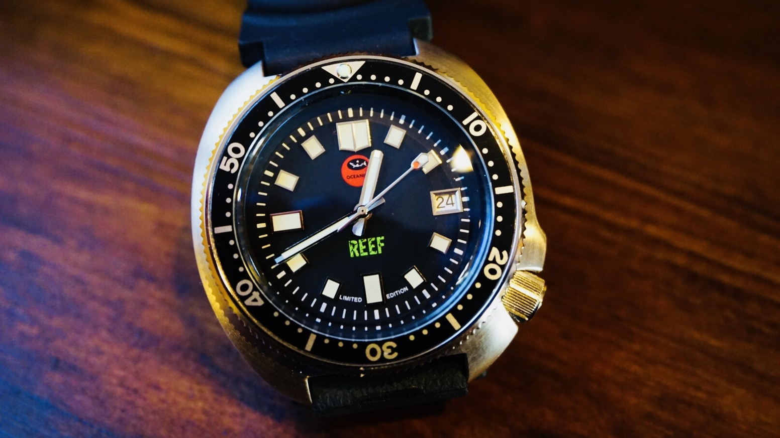 A Great Everyday Tool Dive Watch