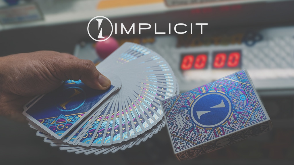Implicit Playing Cards V2 project video thumbnail