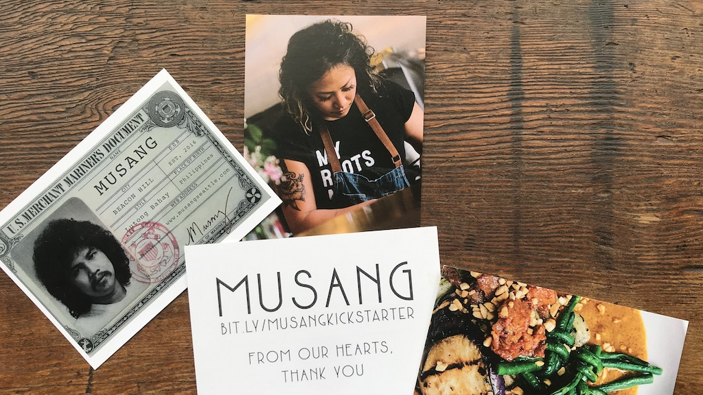 Musang : A Tribute to Filipinx Food project video thumbnail