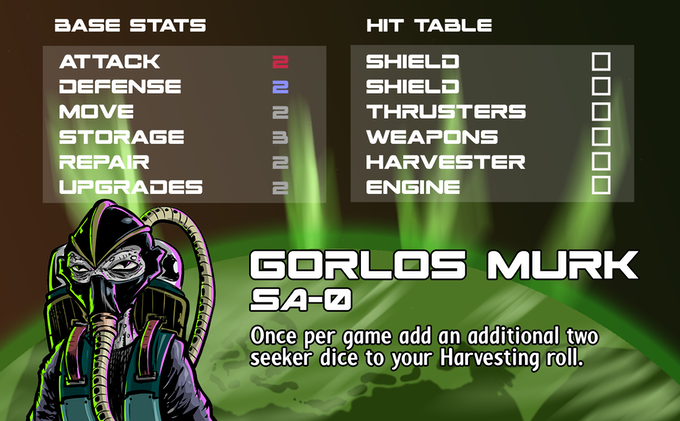 Gorlos Murk - Seeker Pilot