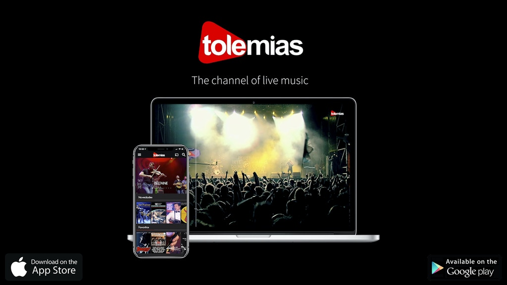 Tolemias: The channel of Live Music by Tolemias » Updates — Kickstarter