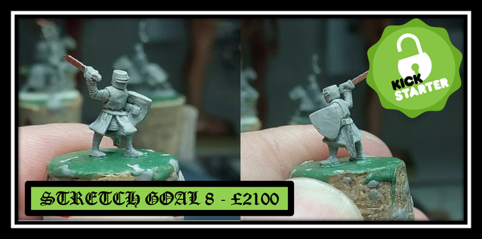 Unlocked stretch goal 8 - Knight on foot