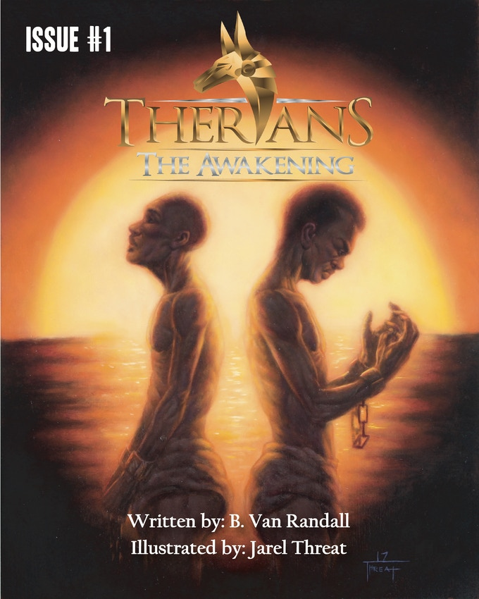Therians; The Awakening (Issue 1 of Volume 1)