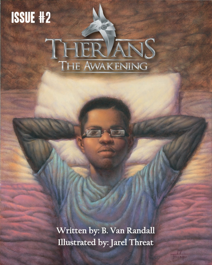 Therians; The Awakening (Issue 2 of Volume 1)
