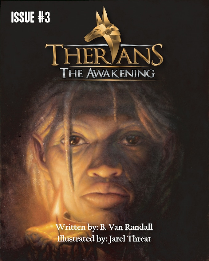 Therians; The Awakening (Issue 3 of Volume 1)
