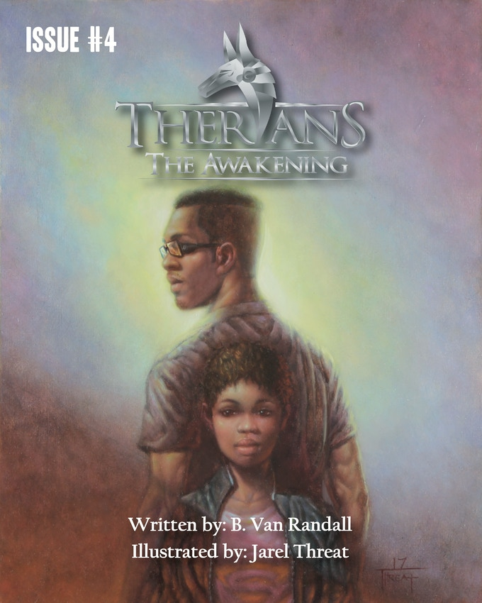Therians; The Awakening (Issue 4 of Volume 1)