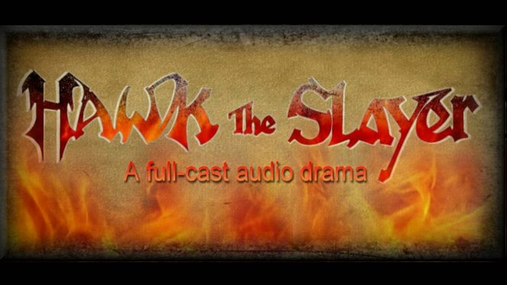 HAWK THE SLAYER - Part One of an audio trilogy project video thumbnail