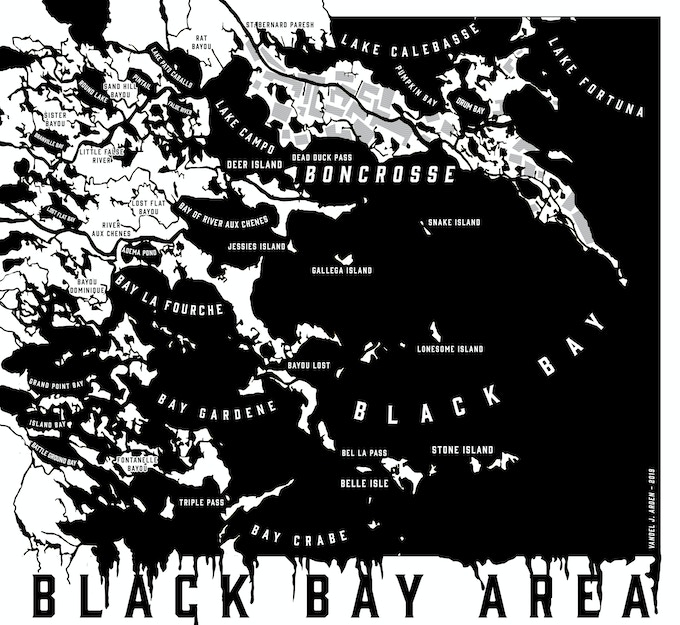 The Black Bay Area