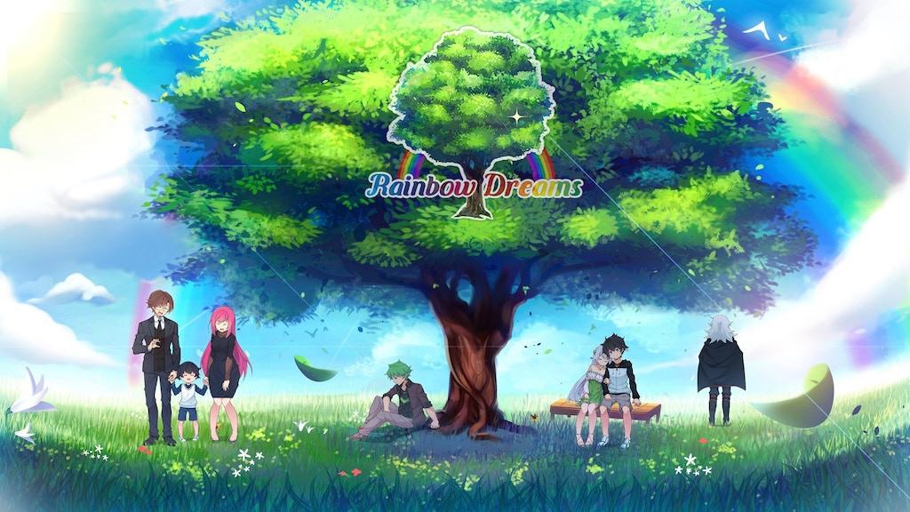 Rainbow Dreams - An SOL/action Visual Novel project video thumbnail