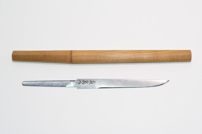 (Includes a white sheath & silver habaki)