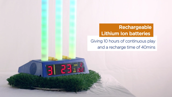 Rechargeable Battery Capacity