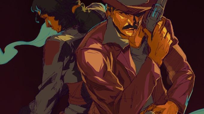 A Pair of Gunslingers