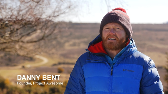 Danny Bent is making a large impact globally, uniting communities & bringing people together through running.