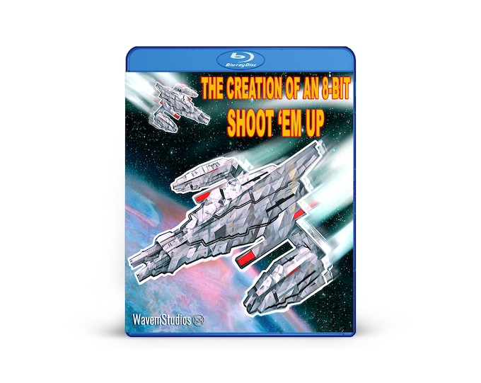 Behind the scenes documentary - The Creation of an 8-bit Shoot 'Em Up
