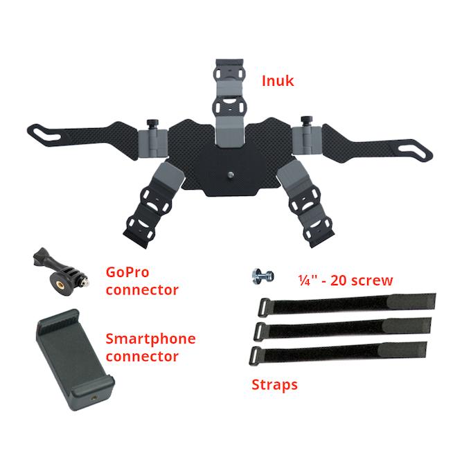 Inuk Starter Kit: all you need to start using Inuk