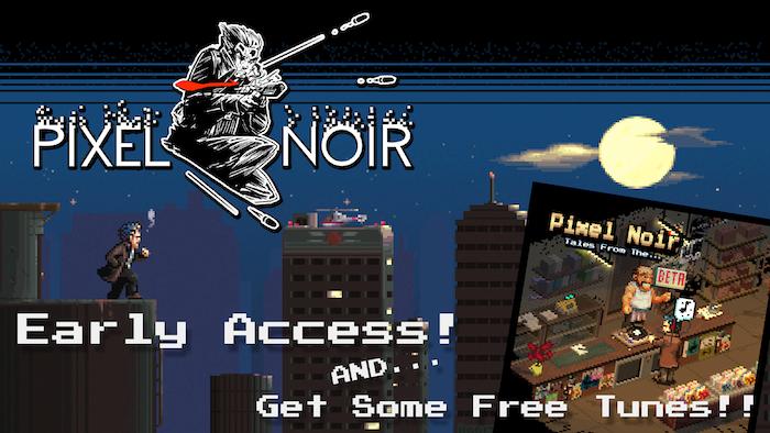 Pixel Noir by SWDTech Games — Kickstarter