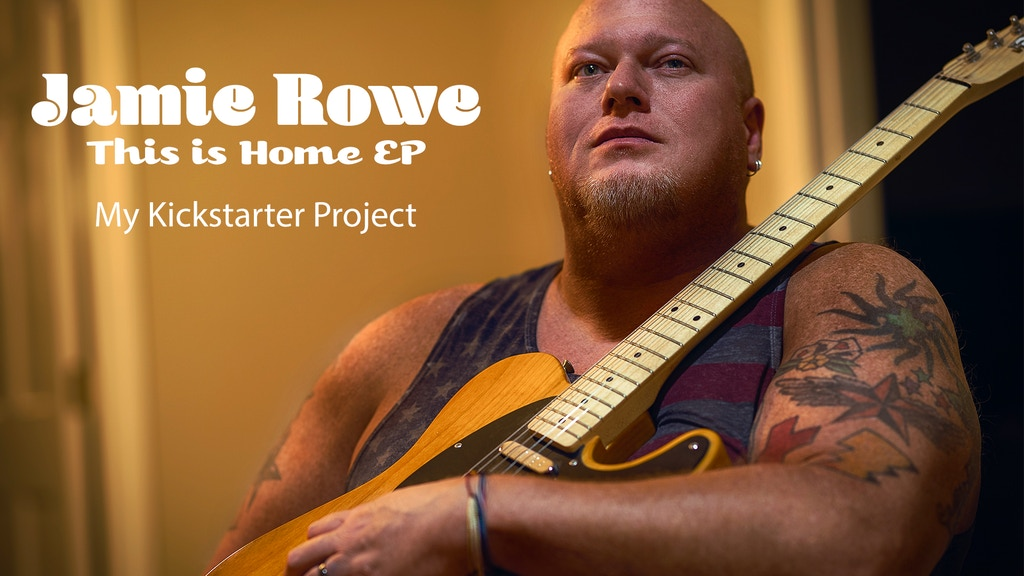 """""""This is Home"""" EP - Jamie Rowe project video thumbnail"""