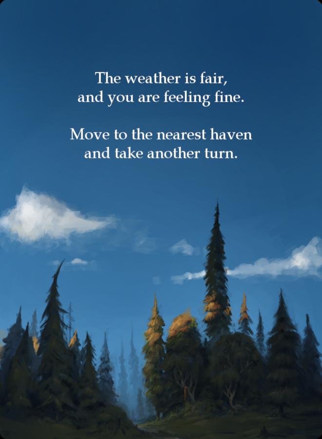 fate card