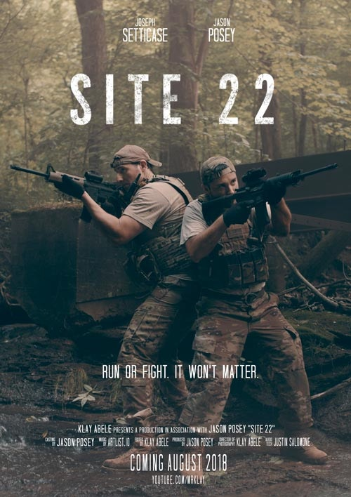 Site-22 Poster Art