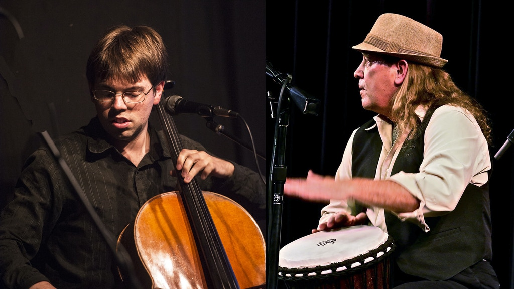 """RECORDING PROJECT: """"Wildly Ethereal: Percussion & Cello"""" project video thumbnail"""