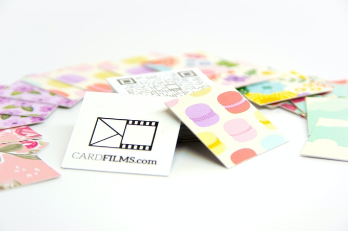 Spring Themed CardFilm Cutouts